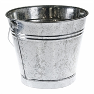 Pinnacle 14L Galvanised Bucket