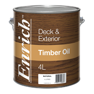 Enrich 4L Deck And Exterior Timber Oil