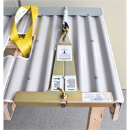 Bailey Fall Protection Edge Type Roof Anchor