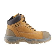 DeWALT Size 9 UK/AU Wheat Akron Pro Comfort Extreme Duty Leather Work Boot