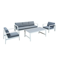 Mimosa 4 Piece Coral Bay Sofa Setting
