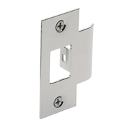 Gainsborough Satin Chrome T Strike Plate to Suit 480 Series