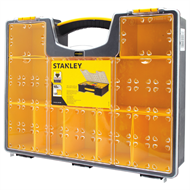 Stanley Pro Series Deep 10 Compartment Organiser