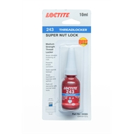 Loctite 243 10ml Adhesive Threadlocker