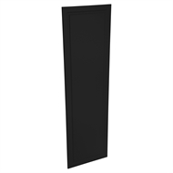 Kaboodle 600mm Black Olive Heritage Pantry Door