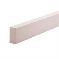 Woodhouse 90 x 42mm x 2.4m F7 FJ H3 LOSP Pine Primed Fascia