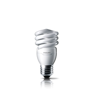 Philips 15W Cool Daylight ES Tornado Spiral Globe CFL
