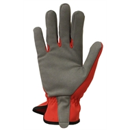 Cyclone Orange Sculpt Flexitec Gardening Gloves - Small