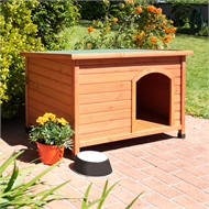 Pinnacle 857 x 575 x 584mm Pet Shack Dog Kennel