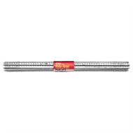 Whites 12 x 450mm Hot Dipped Rib Reinforcing Bar 5 Pack