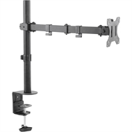 Crest Single Arm Monitor Desk Mount