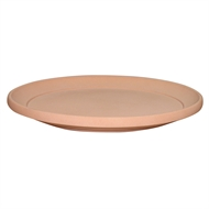 Northcote Pottery 'Terracotta Look'  Round Saucer - 200mm