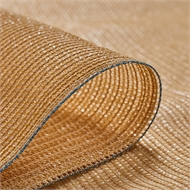 Coolaroo 1.8m Wide Beech 70% UV Heavy-Duty Screening Shade Cloth - Per Metre