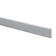 Metal Mate 25 x 3mm 1m Galvanised Steel Handyman Flat Bar