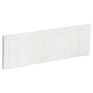 Kaboodle 900mm White Forest Country Slimline Door