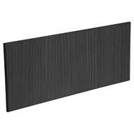 Kaboodle 600mm Black Forest Modern Slimline Door