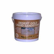 Megatreat 4L Desert Gold Liquid Sandstone