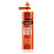Ramset 750ml Masonry ChemSet™ Anchor Adhesive Cartridge