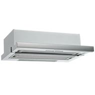 Bellini 60cm Slideout Retractable Rangehood