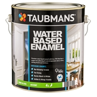 Taubmans 4L Satin Accent Water Based Enamel