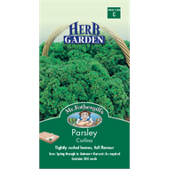 Mr Fothergill's Parsley Curlina Herb Seeds