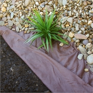 Eco Weedmat 1.8x25m 80gsm Brown