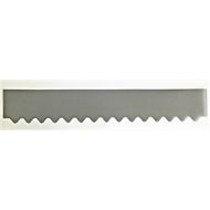 GumLeaf 1200mm Colorbond Metal Corrugated Gutter Guard - Mangrove