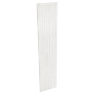 Kaboodle 450mm White Forest Country Pantry Door