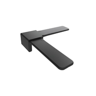 Architects Choice Black Aluminium Friction Fit Handrail 90 Deg Joiner