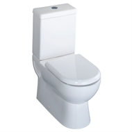 Caroma WELS 4 Star 4.5L/min Metro Wall Faced Toilet Suite