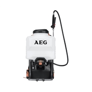 AEG 18V/58V Hybrid Backpack Sprayer