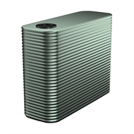 Kingspan 3000L Modline Steel Water Tank - 800mm x 2020mm x 2000mm Cottage Green
