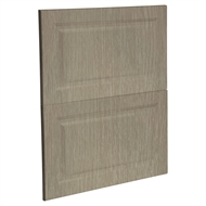 Kaboodle 600mm Urban Oak Heritage 2 Drawer Panels