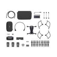 DJI Onyx Black Mavic Air Fly More Combo
