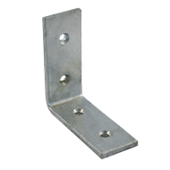 Carinya 150 x 150 x 40 x 6mm Galvanised Heavy Duty Angle Bracket