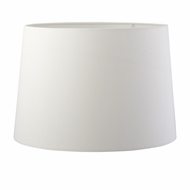 Verve Design Dawn Large Round Tapered Lampshade