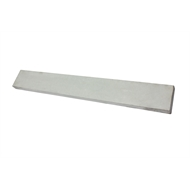Pioneer 200mm x 75mm x 1.2m Smooth Grey Reinforced Concrete Sleeper