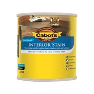 Cabot's 250ml Jarrah Water Based Interior Stain