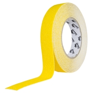 Croc Grip 10m x 25mm Yellow Anti-Slip Tape