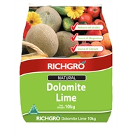 Richgro 10kg Natural Dolomite Lime