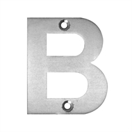 Sandleford 45mm B Stainless Steel Letter