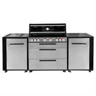 Matador Titan 6 Burner Hooded BBQ Kitchen