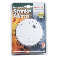 Fire Sentry Photoelectric Smoke Alarm With Test Button