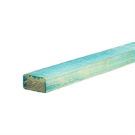 90 x 35mm MGP12 H2F Termite Treated Pine Blue Timber Framing - 5.1m