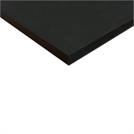 Litestone 1200 x 600 x 40mm Pure Black Vanity Benchtop