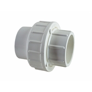 Holman 20mm Press PVC Barrel Union