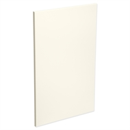 Kaboodle 450mm Antique White Modern Cabinet Door