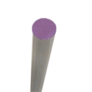Boyle 25mm Purple Dowell Balsa Wood