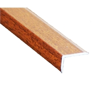 Roberts 3.3m Mid-Light Angle End Timbertone Floating Floor Trim