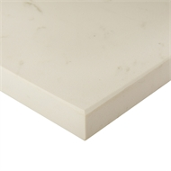 Essential Stone 20mm Square Creative Stone Benchtop - Arctic Sorbet